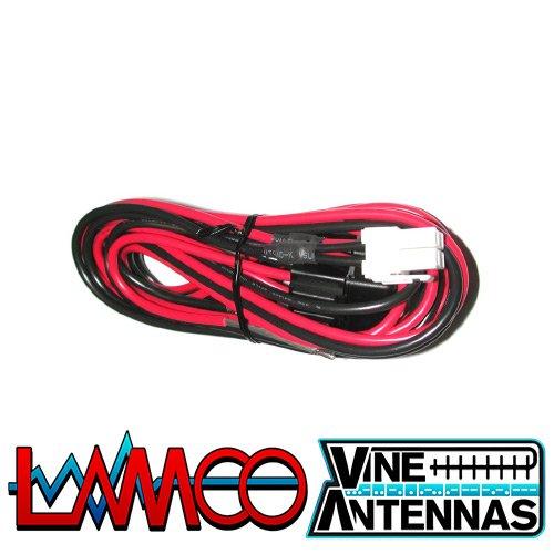 Yaesu T9023725 | 4 Pin DC Lead | LAMCO Barnsley