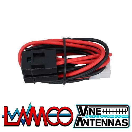 Yaesu T9023225 | 6 Pin DC Lead | LAMCO Barnsley