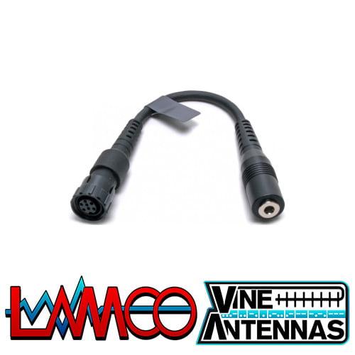 Yaesu CT-131 | Mic Plug Adapter | LAMCO Barnsley
