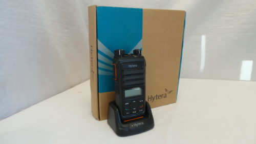 Hytera PD-565 USED Twelve Months Warranty LAMCO Barnsley
