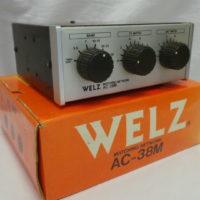 Welz AC-38M Antenna Tuner USED 12 Mths Wrnty LAMCO Barnsley