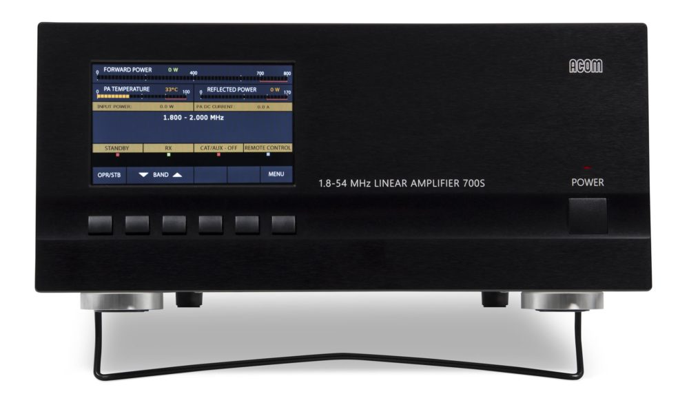 ACOM A700S HF and 6m Solid State Amplifer