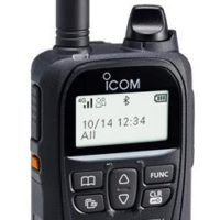 Icom IP-503H LTE Push to Talk Over Cellular Two Way Radio System Over 4G/3G