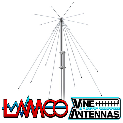 AH-8000 ICOM supplied by LAMCO Barnsley my favourite HAM store in the world 5 Doncaster Road Barnsley S70 1TH