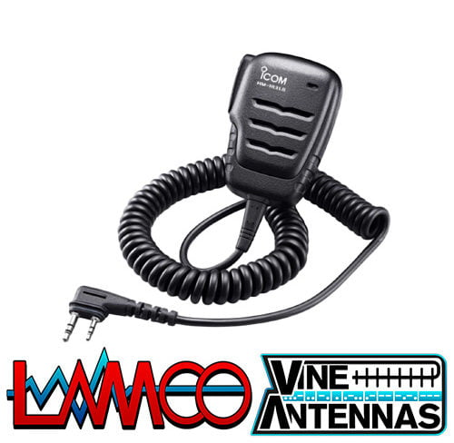 HM-75LS ICOM supplied by LAMCO Barnsley my favourite HAM store in the world 5 Doncaster Road Barnsley S70 1TH