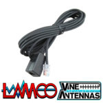 ICOM OPC-440 | 5m Microphone Extension Cable | LAMCO Barnsley