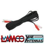 ICOM OPC-441 | 2.5m Microphone Speaker Lead | LAMCO Barnsley