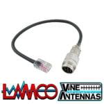 ICOM OPC-589 | RJ-45 Microphone Adapter | LAMCO Barnsley