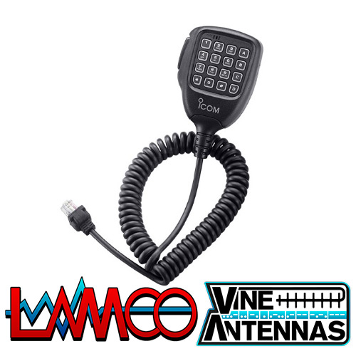 hm-152t ICOM supplied by LAMCO Barnsley my favourite HAM store in the world 5 Doncaster Road Barnsley S70 1TH