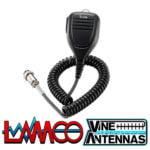 ICOM HM-219 | Electret Handheld Microphone | LAMCO Barnsley