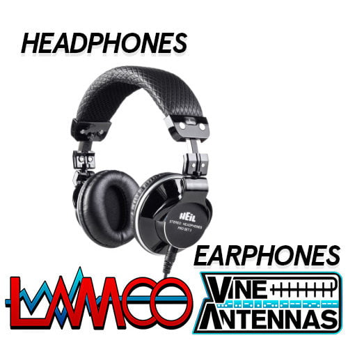 HEADPHONES - HEADSETS