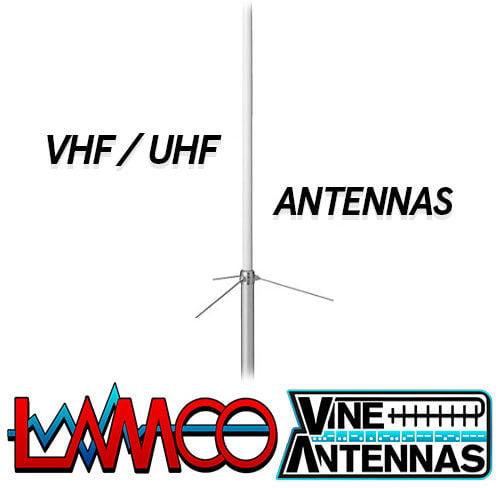 VHF UHF ANTENNAS