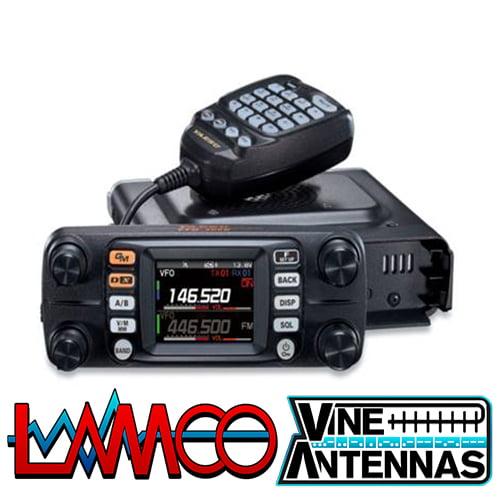 Yaesu FTM-300 D | VHF UHF Yaesu System Fusion | LAMCO Barnsley