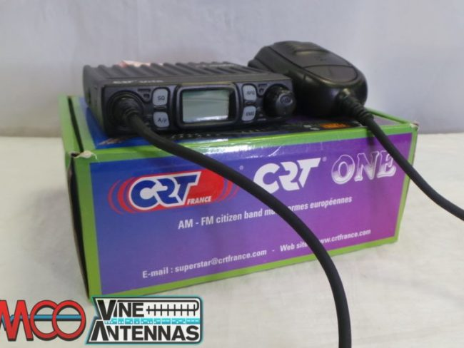CRT One CB Radio Twelve Months Warranty LAMCO Barnsley