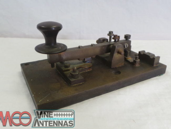 Admirality Morse Key USED 12 Months Warranty LAMCO Barnsley