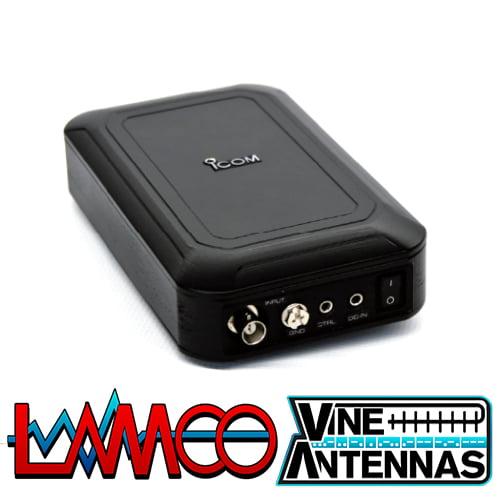 ICOM AH-705 | HF/50MHz Automatic Antenna Tuner | LAMCO Barnsley