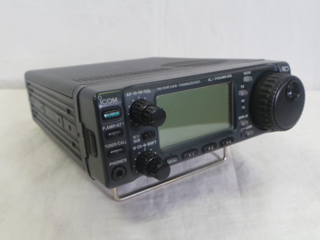 Icom IC-706 MK2G USED | 12 Months Warranty | LAMCO Barnsley