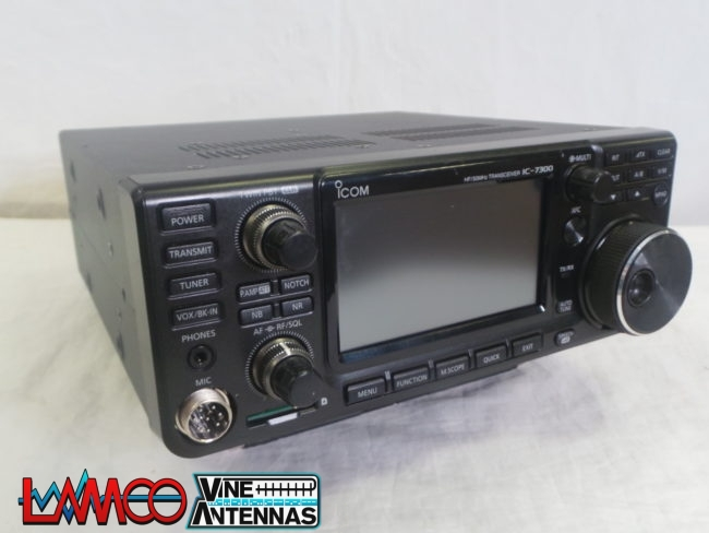 Icom IC-7300 USED | 12 Months Warranty | LAMCO Barnsley