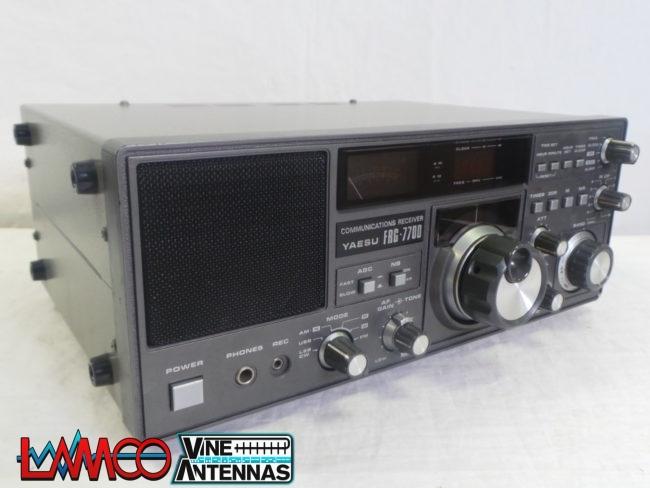 Yaesu FRG-7700 USED | 12 Months Warranty | LAMCO Barnsley