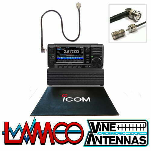 ICOM IC-705 Combo Deal | Portable/Base Transceiver Kit | LAMCO Barnsley