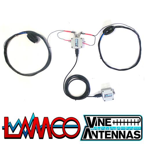 Vine Antennas AS-CW-40 | Carolina Windom | LAMCO Barnsley