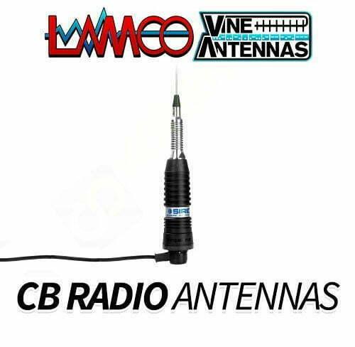 CB RADIO ANTENNAS