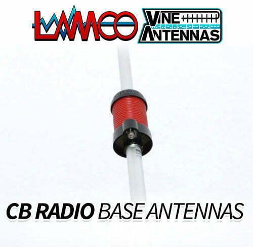 CB RADIO BASE ANTENNAS