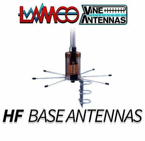 HF BASE ANTENNAS