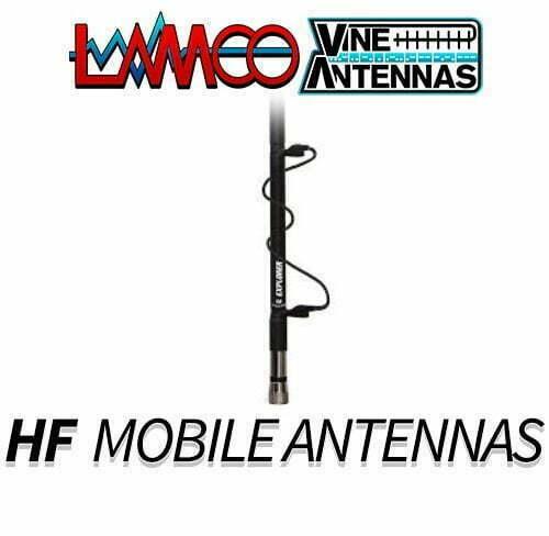HF MOBILE ANTENNAS