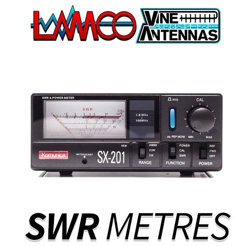 SWR POWER METERS