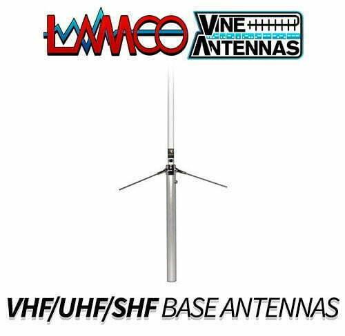 VHF UHF SHF BASE ANTENNAS