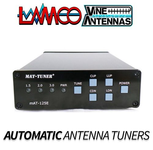 AUTOMATIC ANTENNA TUNERS