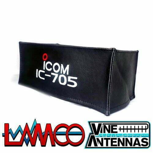 ICOM IC-705 | (DX Covers) Radio Dust Cover | LAMCO Barnsley