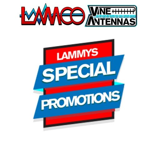 LAMMY'S SPECIAL PROMOTIONS
