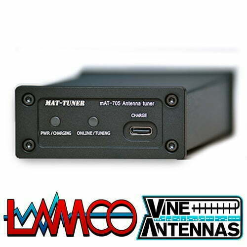 MAT-705 Plus | Automatic Antenna Tuner | LAMCO Barnsley