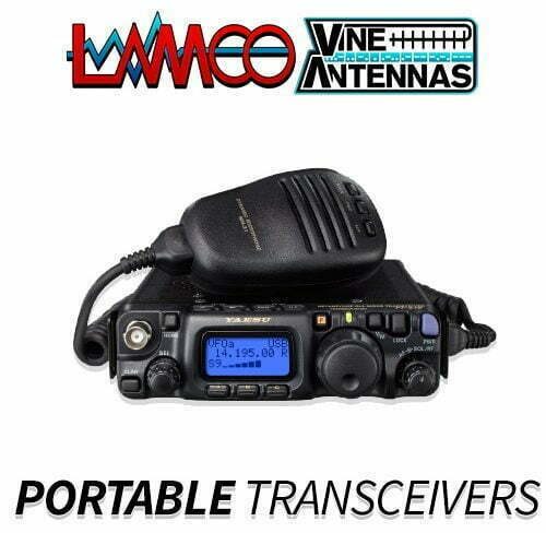PORTABLE TRANSCEIVERS