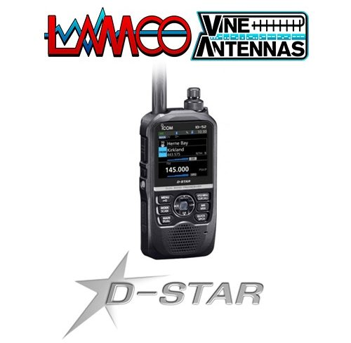 D STAR TRANSCEIVERS