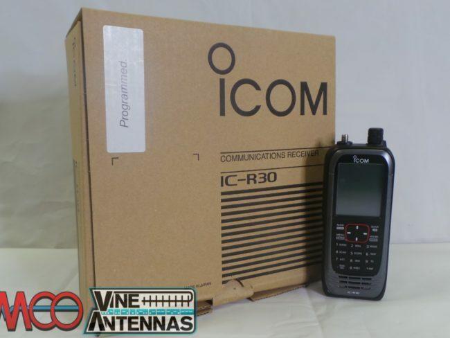 Icom IC-R30 USED | 12 Months Warranty | LAMCO Barnsley
