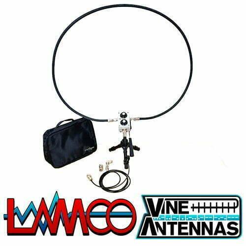 Vine Antennas RST-QRP Loop Antenna | LAMCO Barnsley