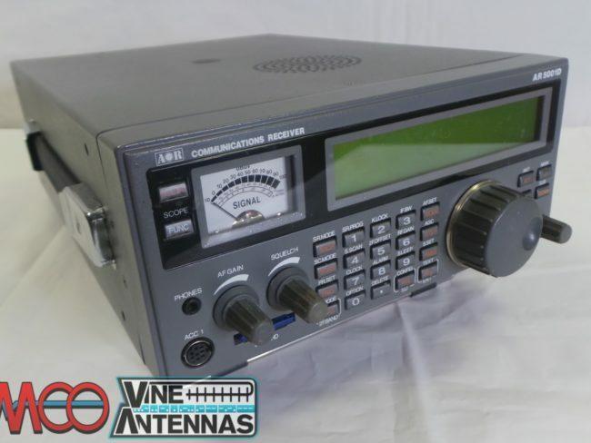 AOR AR-5001D USED | 12 Months Warranty | LAMCO Barnsley