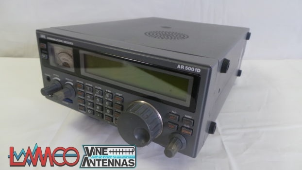 AOR AR-5001D USED   12 Months Warranty   LAMCO Barnsley