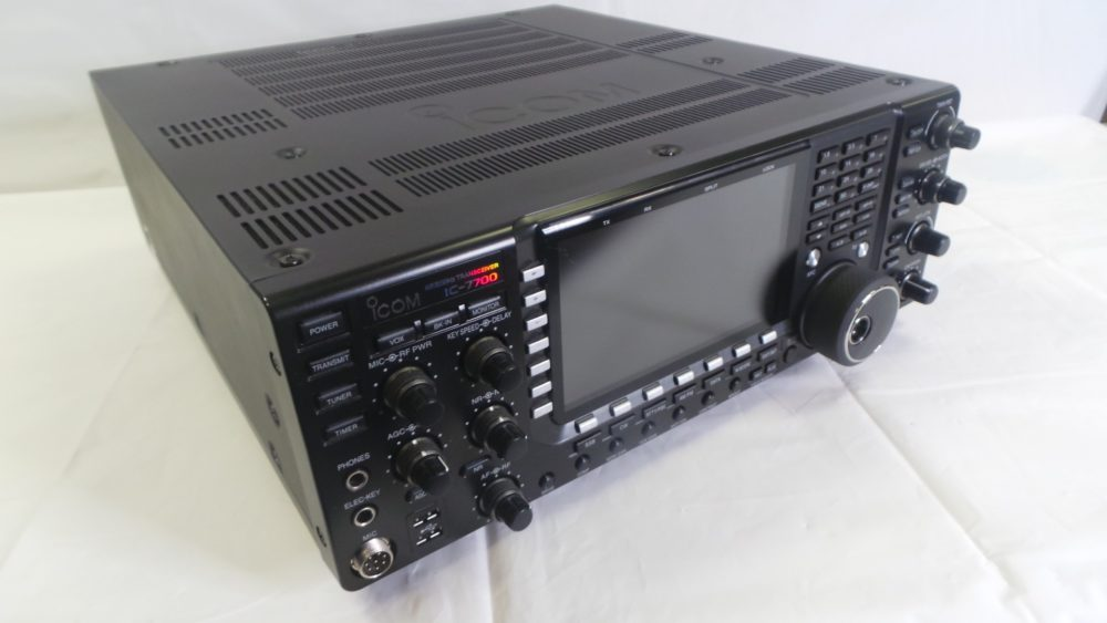 Icom IC-7700 USED | 12 Months Warranty | LAMCO Barnsley