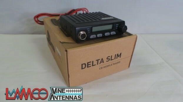 Delta Slim CB USED | 12 Months Warranty | LAMCO Barnsley