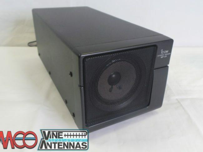 Icom SP-21 USED | 12 Months Warranty | LAMCO Barnsley