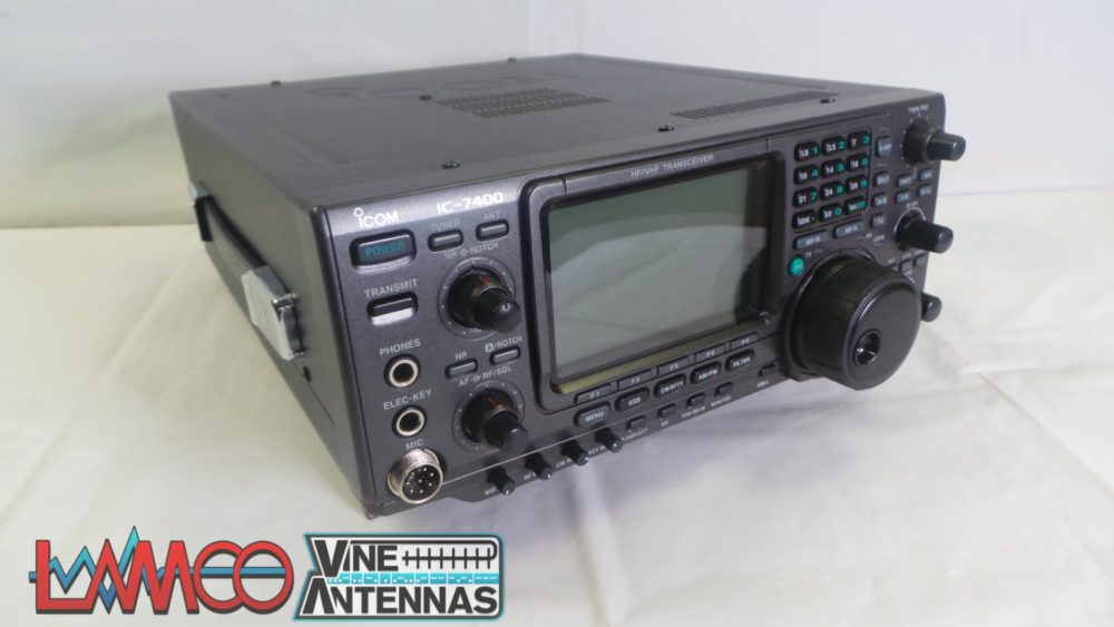Icom IC-7400 USED   12 Months Warranty   LAMCO Barnsley