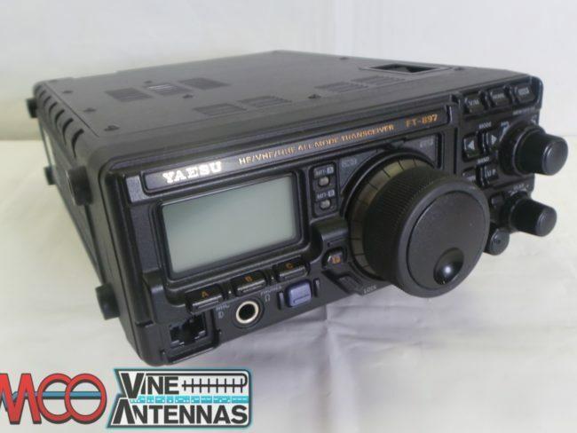 Yaesu FT-897D USED | 12 Months Warranty | LAMCO Barnsley