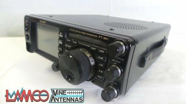 Yaesu FT-991 USED | 12 Months Warranty | LAMCO Barnsley