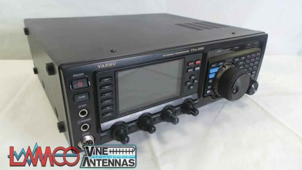 Yaesu FT-DX1200 USED | 12 Months Warranty | LAMCO Barnsley
