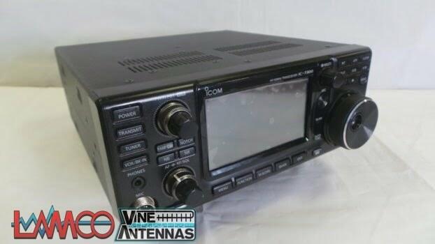 Icom IC-7300 USED   12 Months Warranty   LAMCO Barnsley
