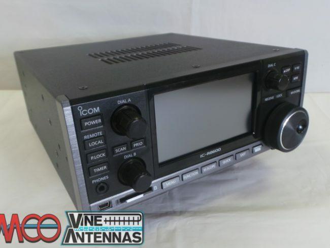 Icom IC-R8600 USED | 12 Months Warranty | LAMCO Barnsley